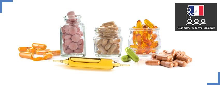 Photo compléments alimentaires